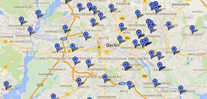 Les Bürgerämter de Berlin