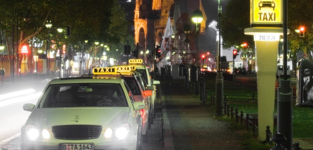 Taxi à Berlin